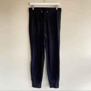 H&M Black Women's Joggers Size Medium